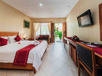 Kuta Puri Bungalow and Spa Bali - Grand Deluxe Room Basic Deal