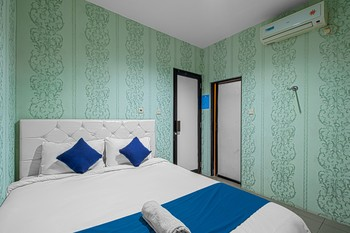 Bungur Inn Syariah Jakarta - Deluxe Double Room Only Non Refundable Regular Plan