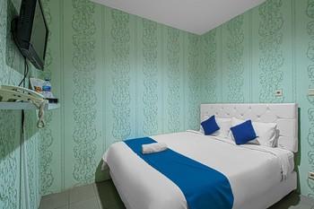 Bungur Inn Syariah Jakarta - Deluxe Double Room Only Refundable Regular Plan