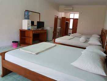 Fortuna Hotel Pangandaran - Suite Room  Regular Plan