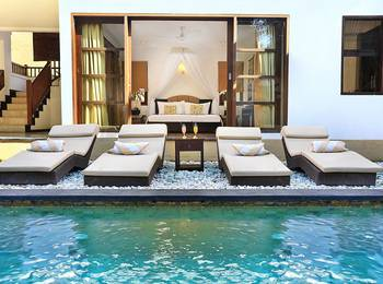 Dampati Villas Bali - Three Bedroom Private Pool Villa Non Refundable  Regular Plan