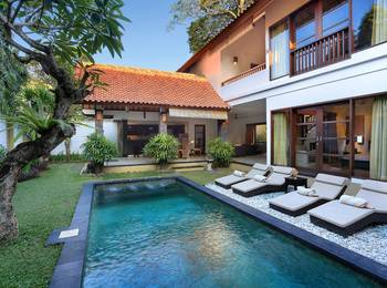 Dampati Villas Bali - Two Bedroom Private Pool Villa Non Refundable Regular Plan