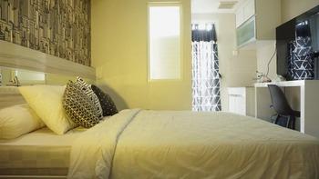 Sappy Room at Student Castle Apartment Yogyakarta - Sappy Room Regular Plan