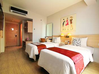 BTC Hotel Bandung - Superior Room Only Regular Plan