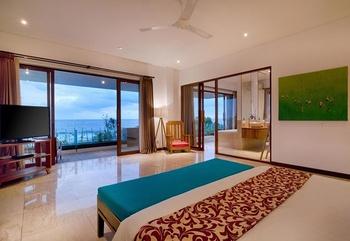 Kutus Kutus Keramas Villa Bali - 5 Bedrooms Villa Last Minute Deal 45%