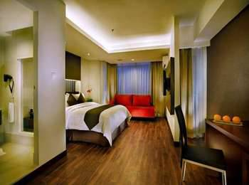 Aston Pluit - Deluxe Room Only Regular Plan