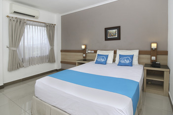 Airy Baranangsiang Ahmad Syam Bogor Bogor - Deluxe Double Room with Breakfast Special Promo 5