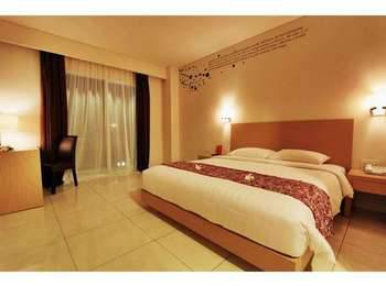 The Tusita Hotel Bali - Kamar Deluxe Tanpa Sarapan #WIDIH