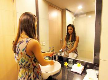 The Tusita Hotel Bali - Kamar Deluxe Basic Deal