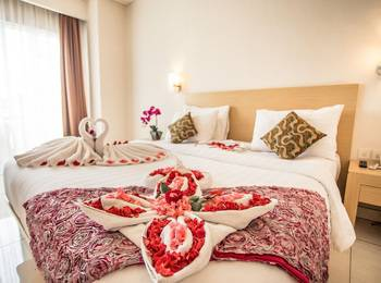The Tusita Hotel Bali - Deluxe Room Only Domestic Deal 55%