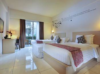 The Tusita Hotel Bali - Deluxe Room with Extrabed Room Breakfast  Last Minute 52%