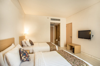 The Tusita Hotel Bali - Deluxe Room Transit 8 Hours Transit Promotion 50%
