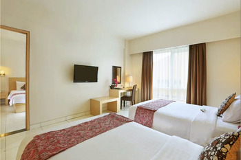 The Tusita Hotel Bali - Deluxe Room Only 60% DISC