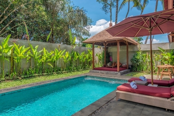 Puri Sebali Resort Bali - One Bed Room Deluxe Pool Villa Basic Deal