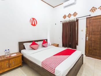 OYO 1323 Murni Homestay Lombok - Standard Double Room Regular Plan