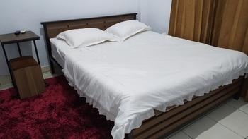 OYO 3757 Mahkota Syariah Guesthouse Banjarmasin - Deluxe Double Room Promotion