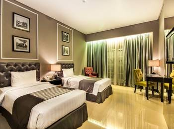 The Mirah Hotel Bogor -  Superior Room Only Twin Bed MIN 2 NITE STAY