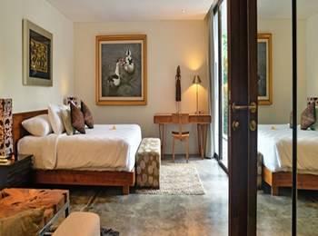 Kei Villas Bali - Two Bedroom Villa with Breakfast Regular Plan
