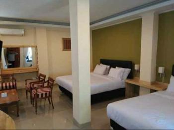 Resort Alamanda Garut - Suite Magnolia Building Gajian