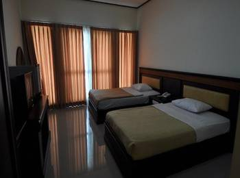 Surya Kencana Seaside Hotel Pangandaran - Deluxe Room Regular Plan