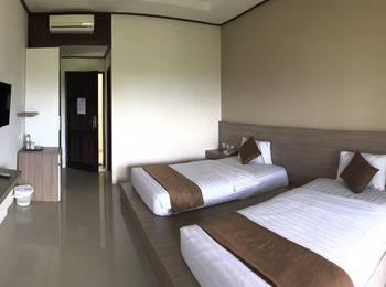 Surya Kencana Seaside Hotel Pangandaran - Deluxe Room Only Regular Plan