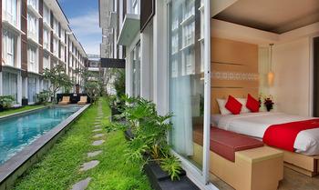 The Alea Hotel Seminyak - Deluxe Pool Access Room Only Minimum stay 3 N