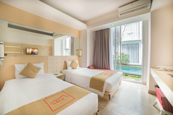 The Alea Hotel Seminyak - Deluxe Pool Access With Breakfast Minimum stay 3 N