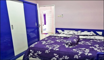 Purple Lombok Guest House Lombok - Deluxe Room Regular Plan
