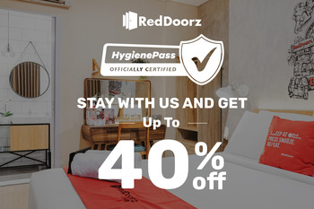 RedDoorz Plus near Batam City Square