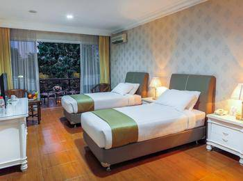 Hotel Braja Mustika Bogor - Deluxe Room With Breakfast Regular Plan
