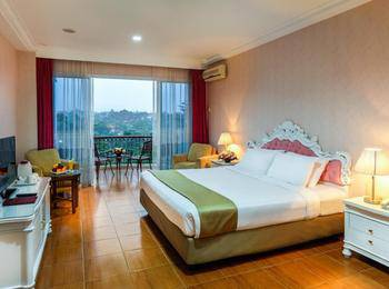 Hotel Braja Mustika Bogor - Executive Room With Breakfast Regular Plan