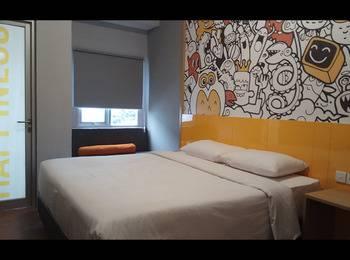 Nite & Day Residence Pavilion Permata - Surabaya Surabaya - Sunny Day Room Regular Plan
