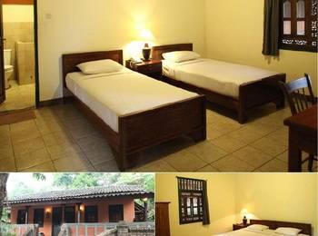 KALIANDRA Eco Resort & Organic Farm Pasuruan - Standard Room Regular Plan