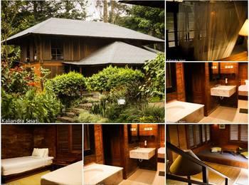 KALIANDRA Eco Resort & Organic Farm Pasuruan - Bungalow Regular Plan