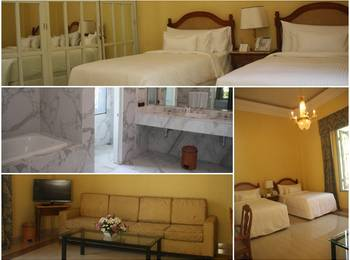 KALIANDRA Eco Resort & Organic Farm Pasuruan - Spa Superior Room GRATIS ENZYME & MASSAGE