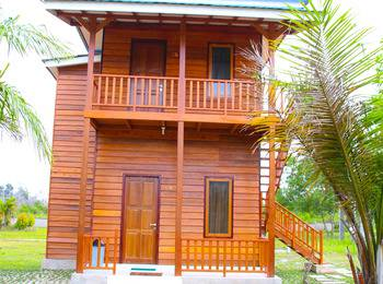 Pelangi Lake Resort Belitung - Cottage Deluxe Regular Plan