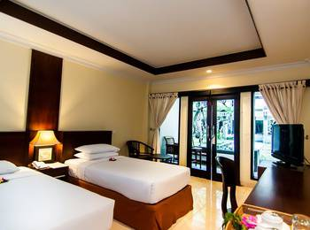 Champlung Mas Bali - Deluxe  Room Breakfast Basic Deal 30%