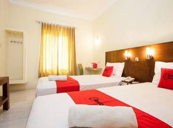 RedDoorz near Marvel City Mall Surabaya - RedDoorz Room Last Minute