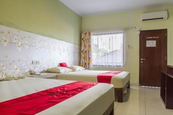 RedDoorz Plus near Pantai Barat Pangandaran Pangandaran - RedDoorz Suite Room Last Minute
