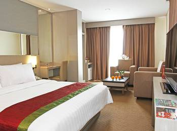 Siti Hotel Tangerang - Junior Suite Single bed Regular Plan