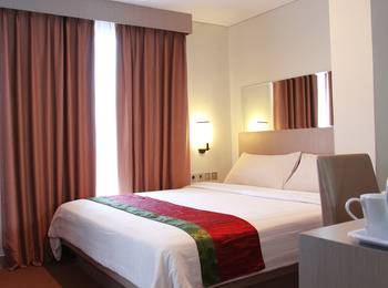 Siti Hotel Tangerang Tangerang - Deluxe Queen Room Only Regular Plan
