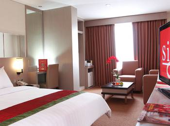 Siti Hotel Tangerang Tangerang - Junior King Suite Room Only Regular Plan