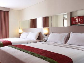 Siti Hotel Tangerang Tangerang - Junior Suite With Two King Size Room Only Regular Plan