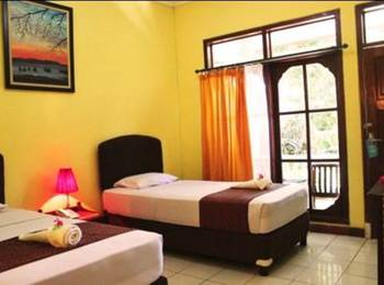 Hotel Puri Nusantara Bali - Kamar Deluxe (transportasi bandara gratis) Regular Plan
