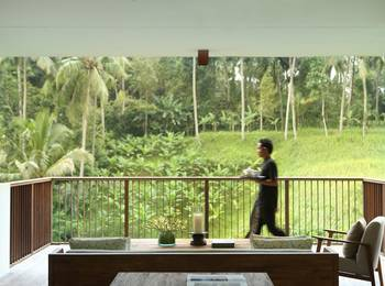 Alila Ubud Hotel Bali - Terrace Tree Villa Minimum Stay 5 Nights 20%