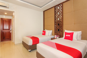 OYO 3765 Lombok Vaganza Hotel & Convention Lombok - Deluxe Twin Room Early Bird Deal