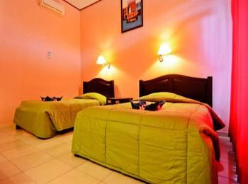 Pesona Beach Inn Bali - Standard Triple AC Regular Plan