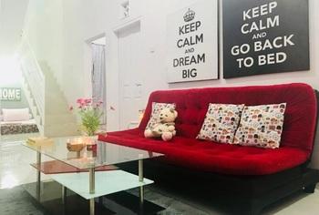 Lovender Villa Malang - Villa 4 Bedroom Regular Plan