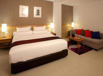 Ivory By Ayola Hotel Bandung - Deluxe Room With Breakfast Regular Plan