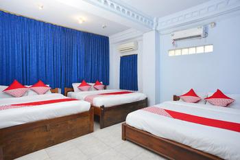 OYO 586 Hotel Wijaya Near RSUD Prambanan Yogyakarta - Suite Family Regular Plan